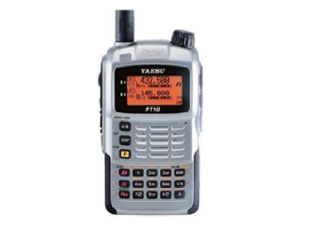 YAESU FT-1DR 泛宇無線電對講機