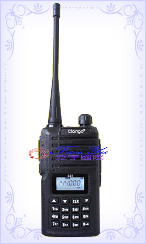 【CLARIGO】G32 泛宇無線電對講機