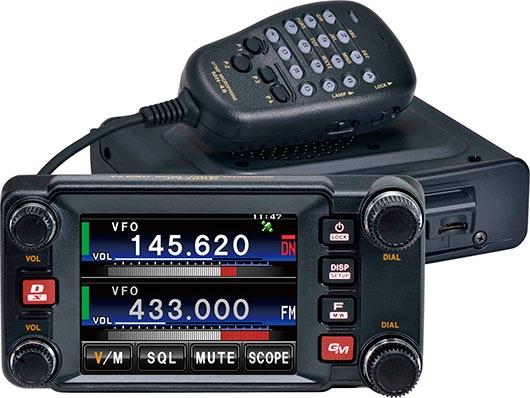 YAESU FTM-400D 泛宇無線電對講機