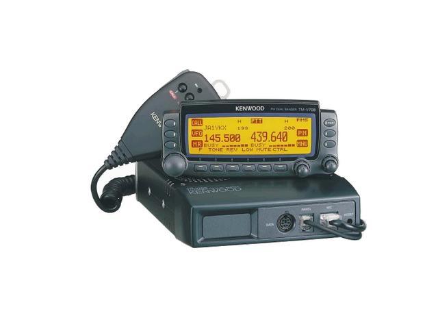 KENWOOD TM-V708A 泛宇無線電對講機