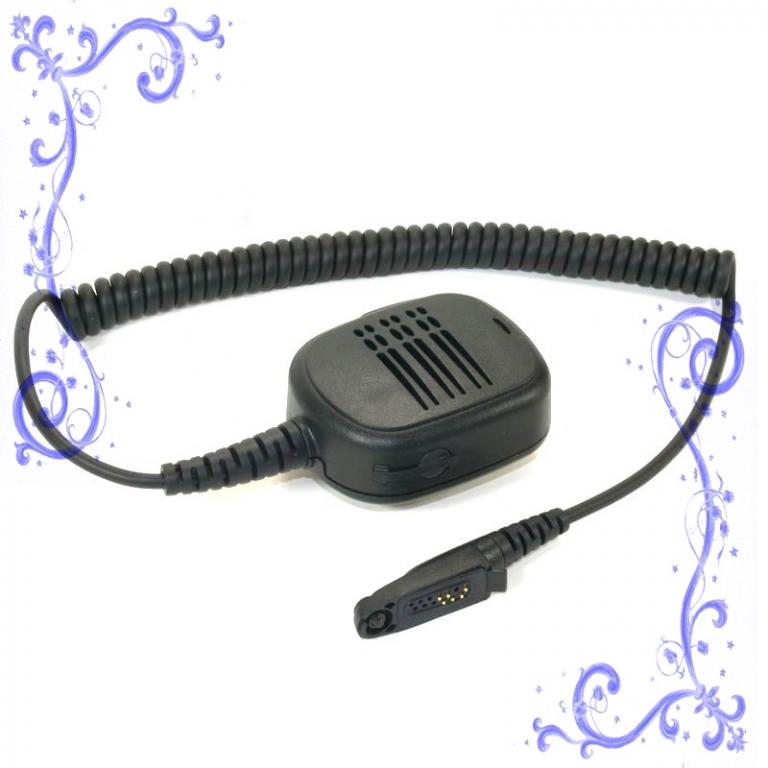 MOTOROLA GP328PLUS對講機手咪 泛宇無線電對講機