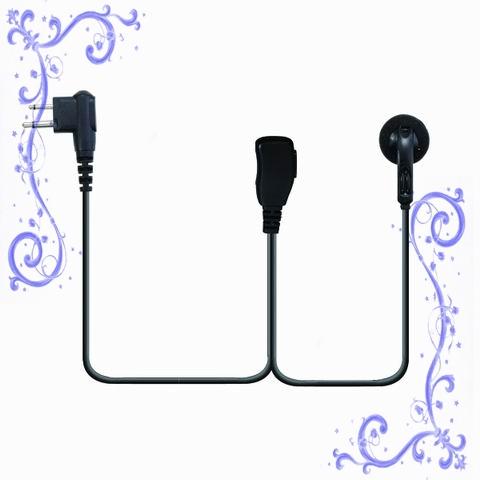 MOTOROLA GP300 / GP88 / CP2000對講機耳塞式耳機 泛宇無線電對講機