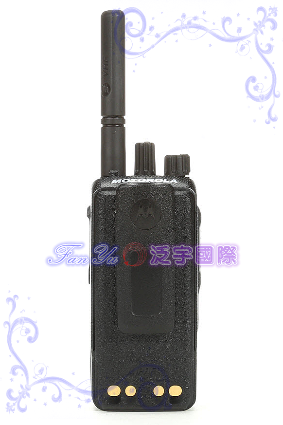 MOTOROLA XIR P6600i 泛宇無線電對講機