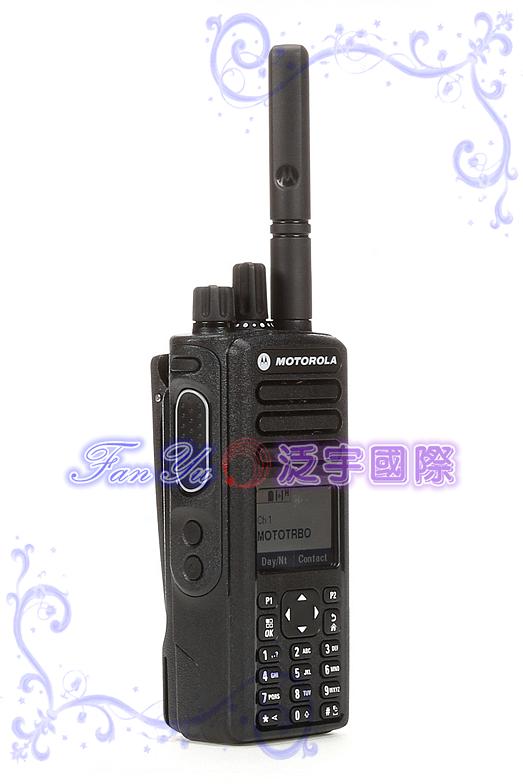 MOTOROLA XIR P8668i 泛宇無線電對講機