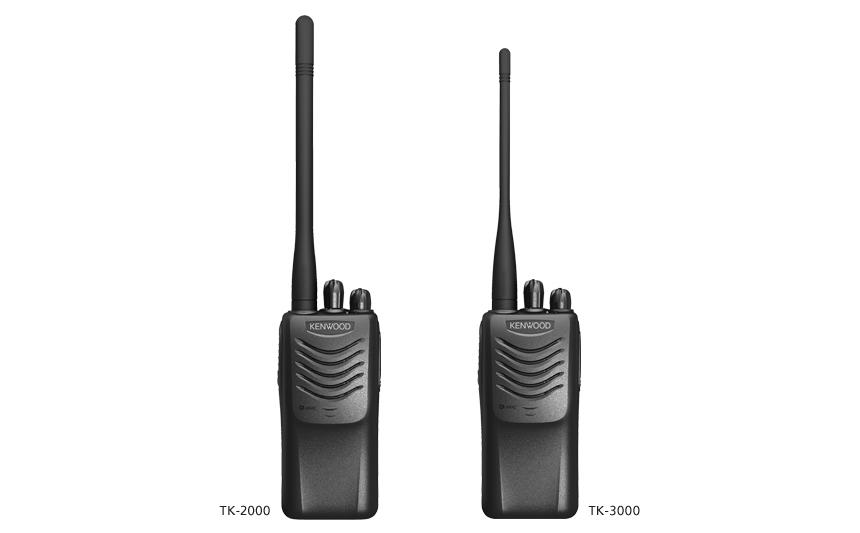 KENWOOD TK-2000 / 3000 泛宇無線電對講機