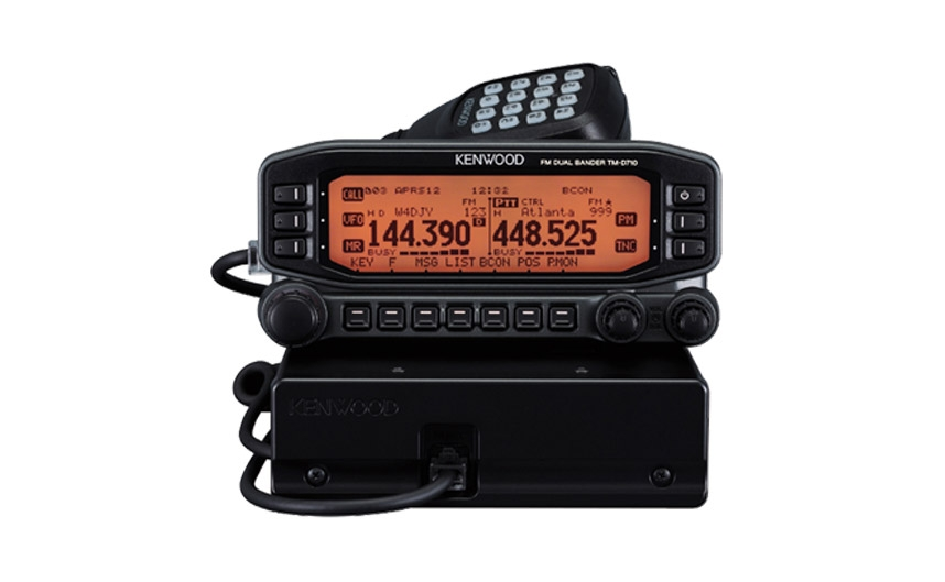 KENWOOD TM-D710A 泛宇無線電對講機